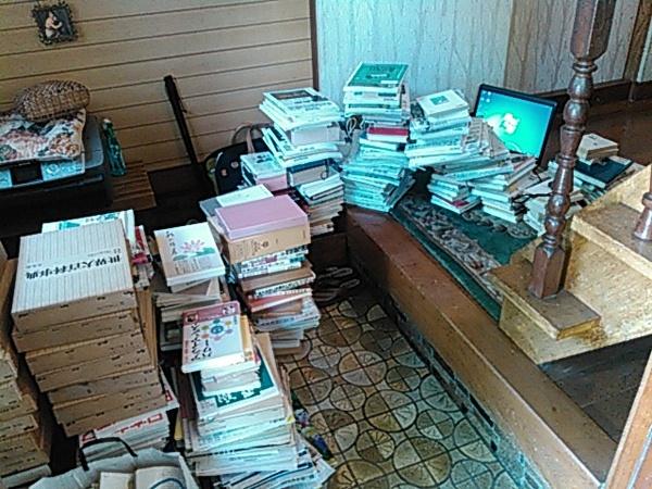 久留米市高良内町で雑誌、単行本、専門誌の買取にお伺いいたしました。サムネイル