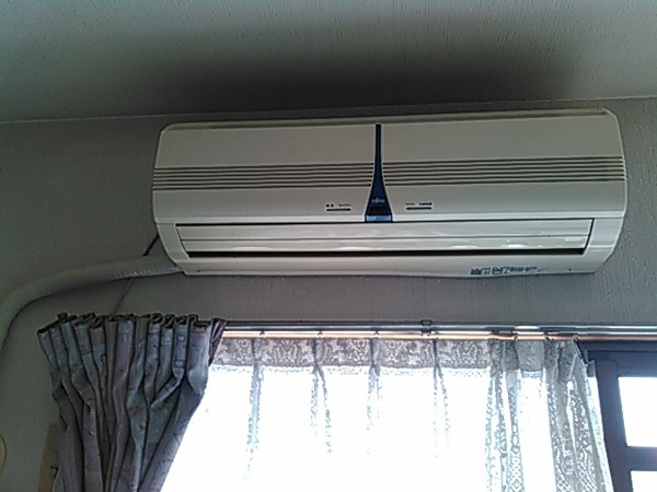 エアコン移設工事のご依頼をいただきましたサムネイル