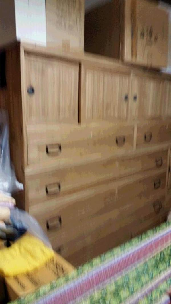 中央町で家具の処分のお見積もりサムネイル