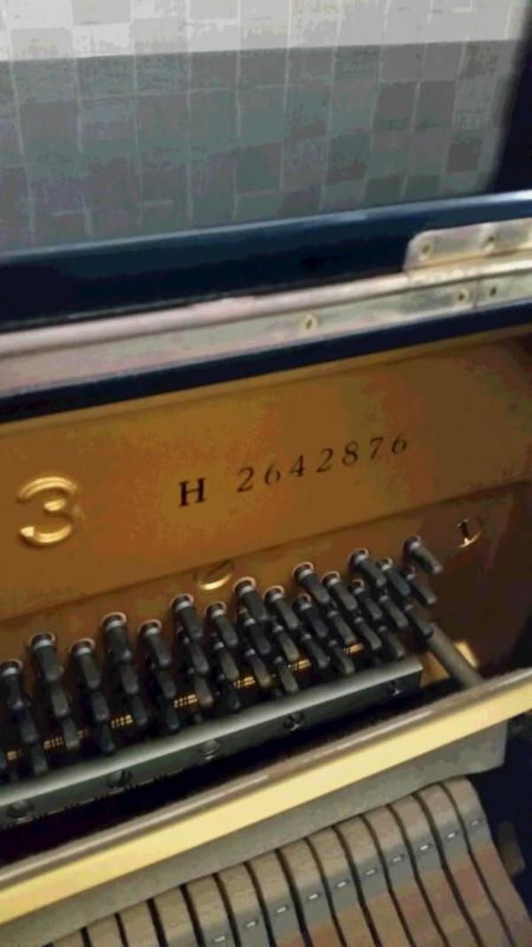 善導寺町でピアノの買い取りのお見積もりにおうかがいしました。サムネイル