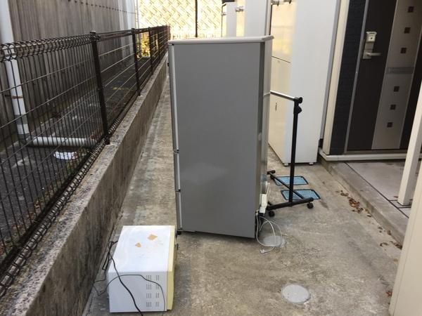 鳥栖市西新町で冷蔵庫の回収サムネイル