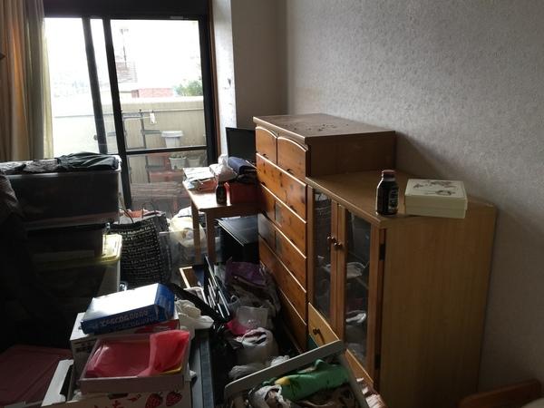 上津町で家具等の処分お見積もりサムネイル