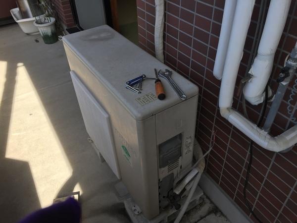 合川町でエアコン引き取りサムネイル