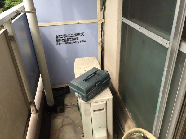 東合川新町でエアコン引き取りサムネイル