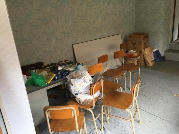 御井町で不用品の引き取りサムネイル