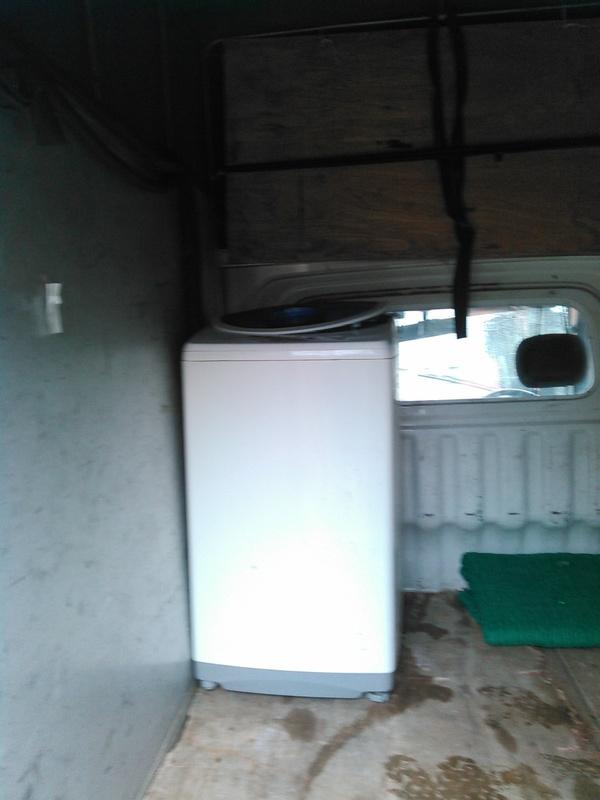 久留米市三潴町 洗濯機の入れ替えのご依頼ですサムネイル