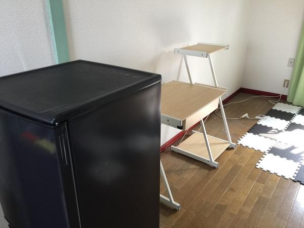 御井町のお客様宅で冷蔵庫洗濯機ベッドの処分サムネイル