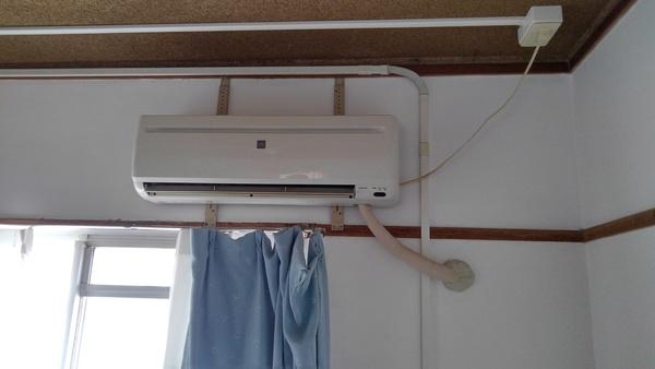 佐賀でエアコン取付サムネイル