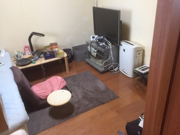 ごみいっぱいのお部屋!!Ⅱ:久留米 ごみ屋敷サムネイル