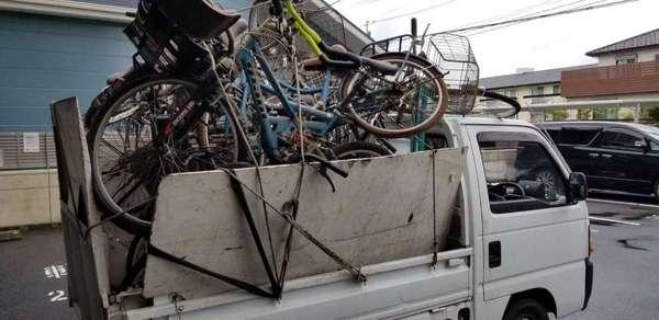 久留米でマンションの自転車撤去のご依頼サムネイル