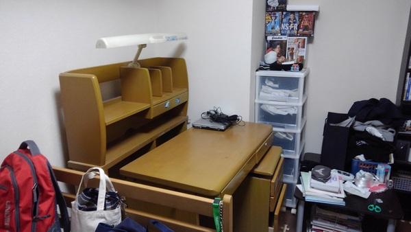 机を出して部屋を広くしよう!!! 久留米市サムネイル