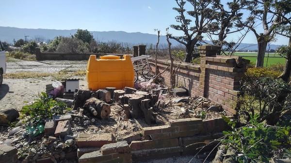 久々の木こり:大刀洗町サムネイル