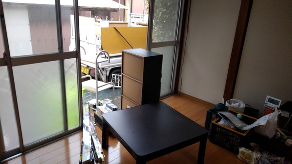 引っ越し処分:久留米市サムネイル