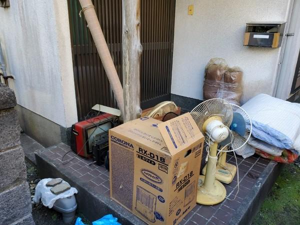 久留米市で古い家電製品の処分を頼まれました。サムネイル