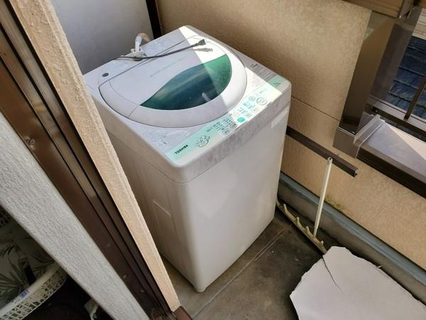久留米市で冷蔵庫・洗濯機の回収処分サムネイル