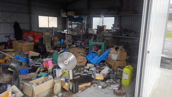 久留米市で倉庫の片付けサムネイル