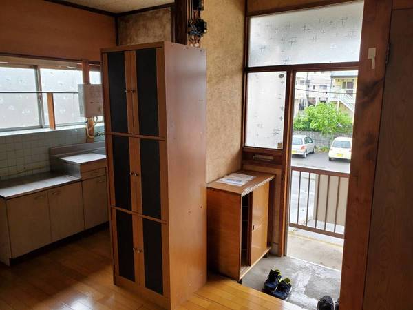 久留米市で引っ越しのための家具処分のお手伝いサムネイル
