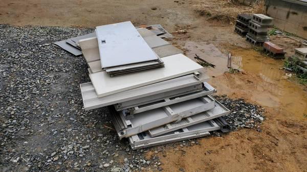 久留米市で解体済みの倉庫回収サムネイル