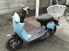 高良内町で 原付バイクの引き取りサムネイル