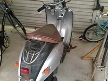 久留米市 高良内町原付バイクの回収ご依頼サムネイル
