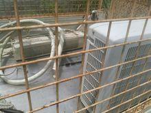 小森野:屋根置きエアコンの回収処分にお伺いいたしました。サムネイル
