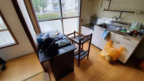 柳川市で引っ越し後の処分のご依頼サムネイル