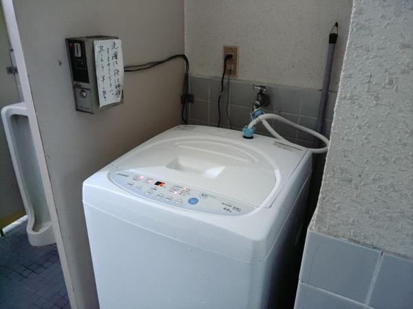 お買い上げの洗濯機納品しました。サムネイル