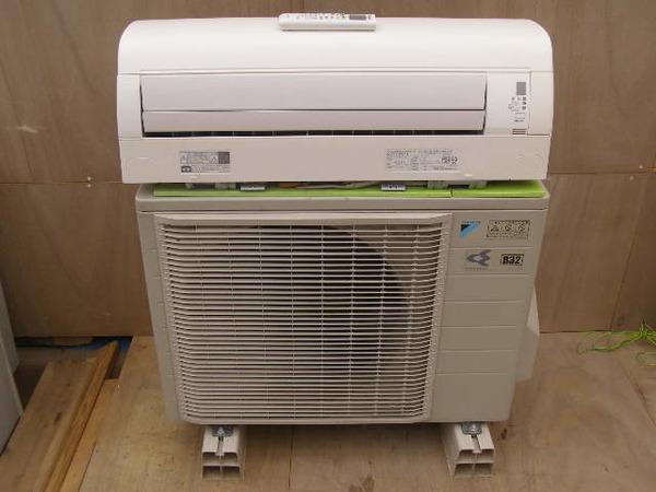 買取商品のご紹介と 販売 ダイキン23畳用のエアコン 16年製サムネイル