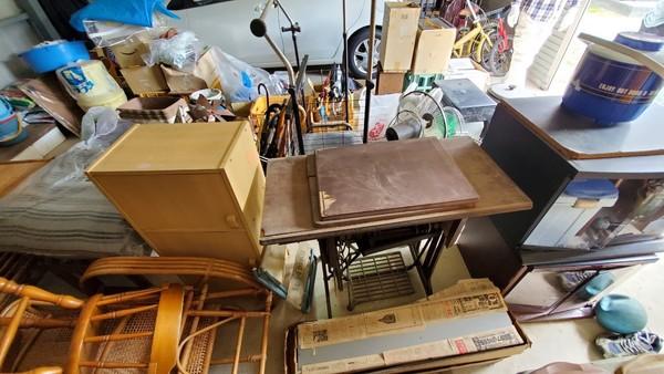 ガレージの不用品回収 久留米市サムネイル