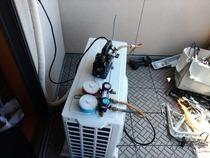 太宰府市でエアコンの取付サムネイル