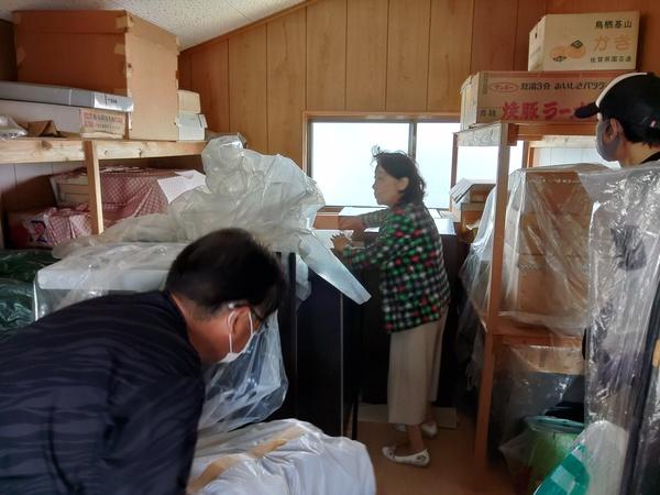 荷物の移動のお手伝い:久留米市サムネイル